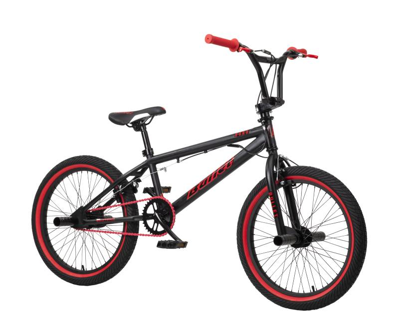 Bullet Bora Freestyle BMXBlack & Red