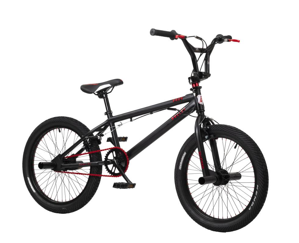 SellisBike - Bullet Bora Freestyle BMX MATT BLACK