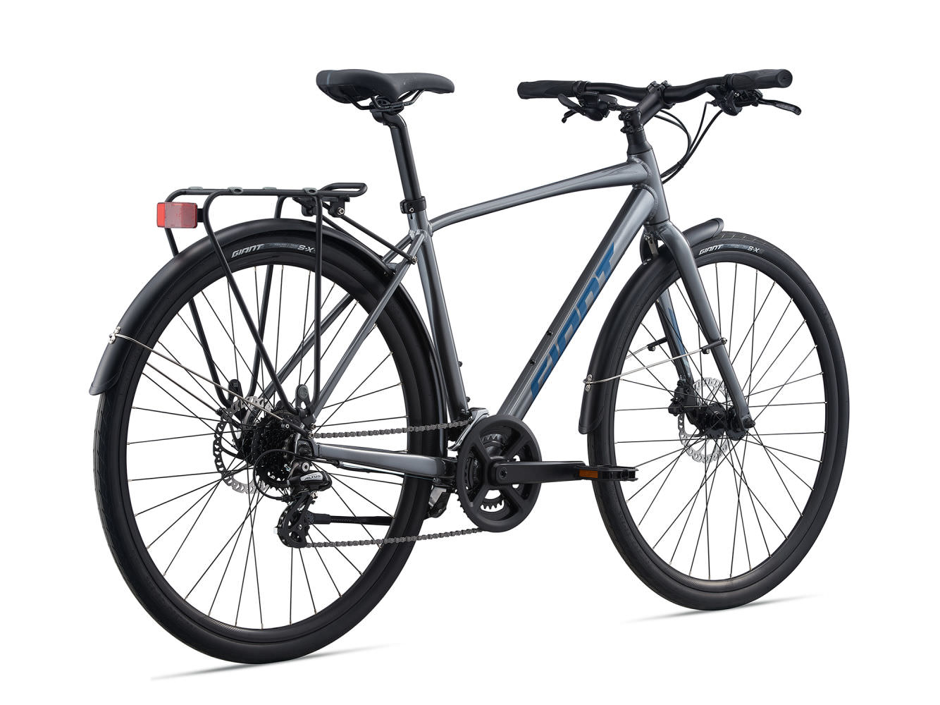 SellisBike - Giant Escape 2 City Disc Charcoal M