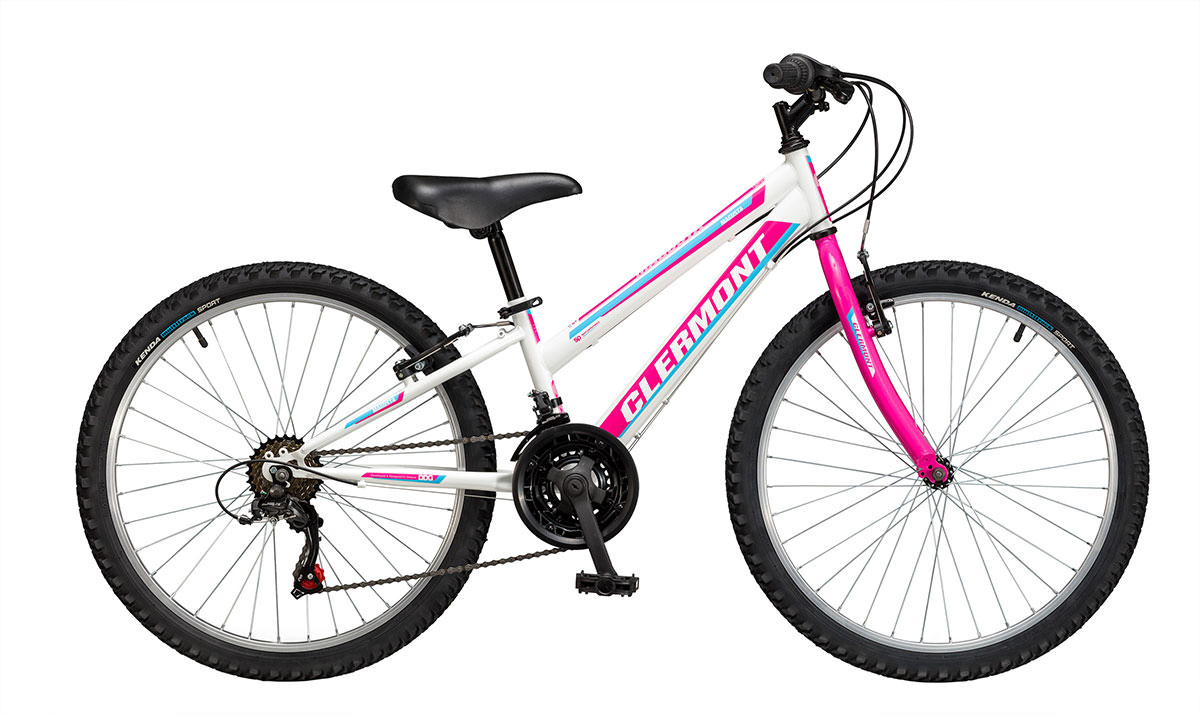 SellisBike - Clermont Magusta 24'' 620 Λευκό